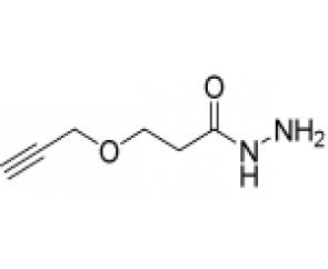 Propynyloxypropyonic acid hydrazide