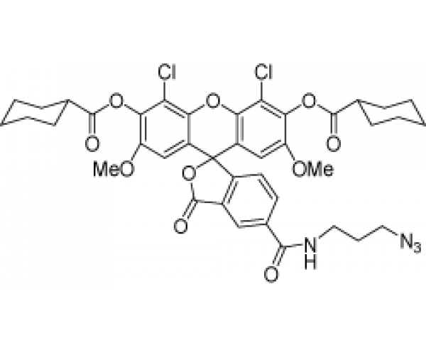5-JOE Azide, cyclohexylcarbonyl protection