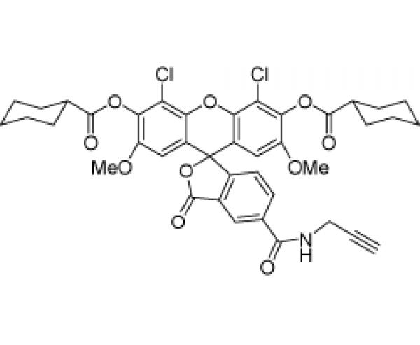 5-JOE Alkyne, cyclohexylcarbonyl protection