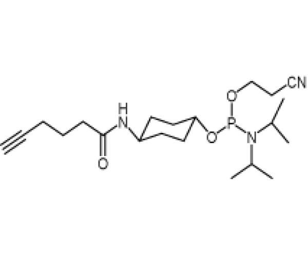 Alkylacetylene phosphoramidite ACH